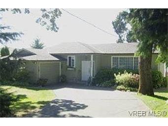 Main Photo: 1571 Arrow Rd in VICTORIA: SE Mt Doug House for sale (Saanich East)  : MLS®# 319674