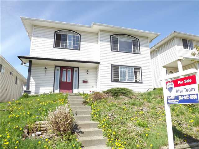 Main Photo: 1262 JOHNSON Street in Coquitlam: Scott Creek House for sale : MLS®# V945246