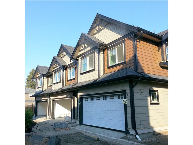 Photo 4: Photos: # 5 8531 WILLIAMS RD in Richmond: Saunders Townhouse for sale : MLS®# V1024232