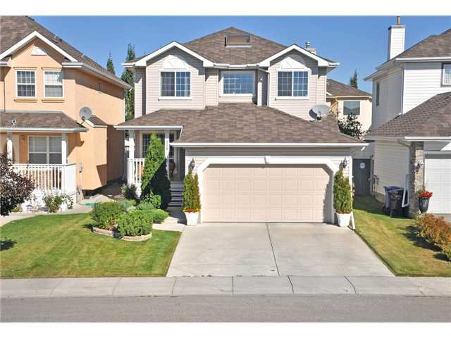 Main Photo: 158 CORAL KEYS Drive NE in CALGARY: Coral Springs Residential Detached Single Family for sale (Calgary)  : MLS®# C3585479