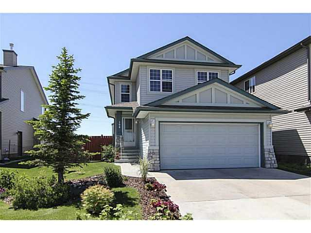 Main Photo: 108 EVERGLEN Rise SW in CALGARY: Evergreen Residential Detached Single Family for sale (Calgary)  : MLS®# C3623982