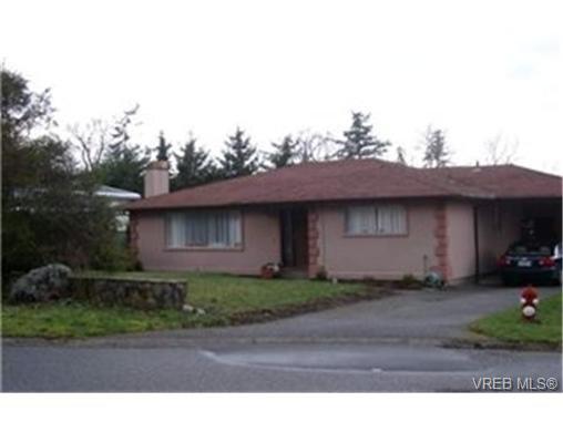 Main Photo: 1006 Karen Cres in VICTORIA: SE Quadra House for sale (Saanich East)  : MLS®# 329250