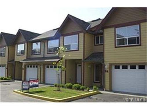 Main Photo: 23 172 Belmont Rd in VICTORIA: Co Colwood Corners Row/Townhouse for sale (Colwood)  : MLS®# 334980