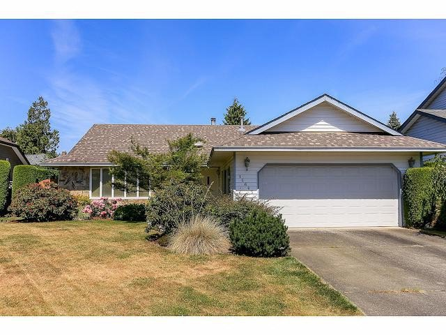 "Main Photo: 15665 93RD Avenue in Surrey: Fleetwood Tynehead House for sale in ""Belair Estates"" : MLS®# F1417825"