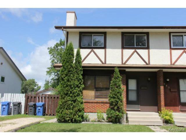 Main Photo: 983 Kimberly Avenue in WINNIPEG: East Kildonan Residential for sale (North East Winnipeg)  : MLS®# 1417155