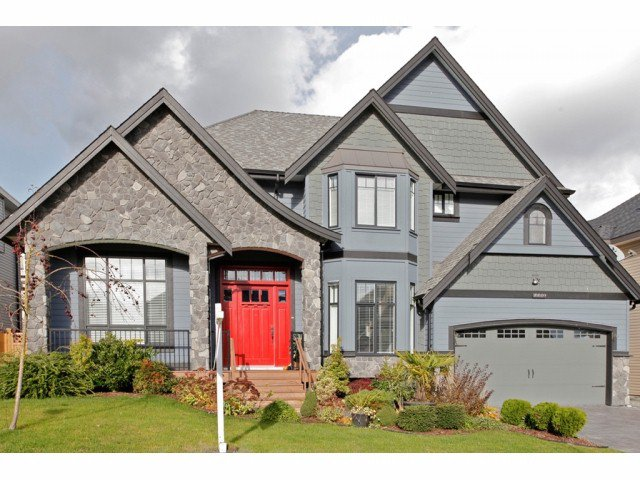 Main Photo: 18889 53B AV in Surrey: Cloverdale BC House for sale (Cloverdale)  : MLS®# F1426682