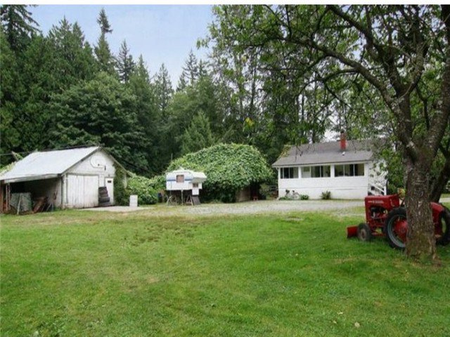 Photo 2: Photos: 19357 48TH AV in Surrey: Cloverdale BC House for sale (Cloverdale)  : MLS®# F1431015