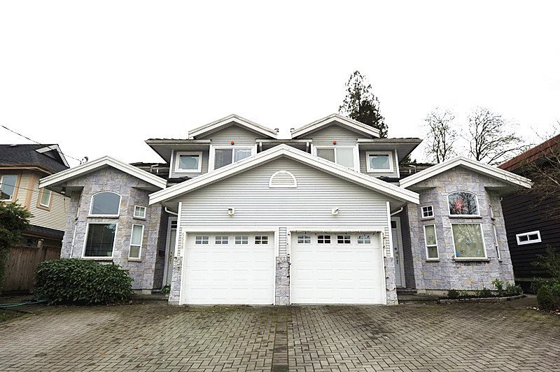 Main Photo: 5568 IRVING STREET in Burnaby: Forest Glen BS House 1/2 Duplex for sale (Burnaby South)  : MLS®# R2032600