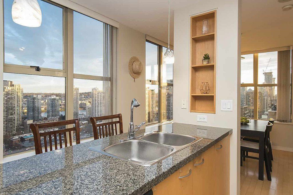 Main Photo: 2307 969 Richards Street in Vancouver: Downtown Condo for sale (Vancouver West)  : MLS®# R2148953