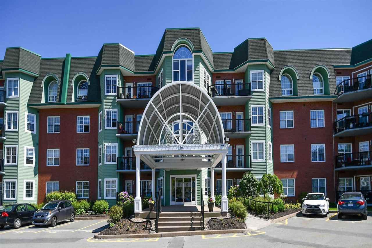 Main Photo: 413 116 Larry Uteck Boulevard in Halifax: 5-Fairmount, Clayton Park, Rockingham Residential for sale (Halifax-Dartmouth)  : MLS®# 202010818