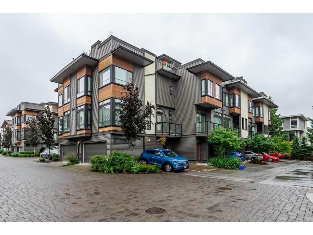 "Main Photo: 68 7811 209 Street in Langley: Willoughby Heights Townhouse for sale in ""EXCHANGE"" : MLS®# R2471301"