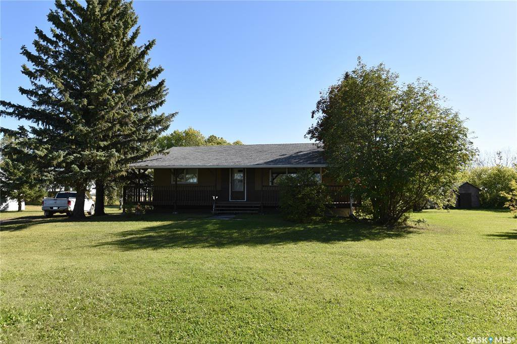 Main Photo: Eberle Acreage in Nipawin: Residential for sale (Nipawin Rm No. 487)  : MLS®# SK826965