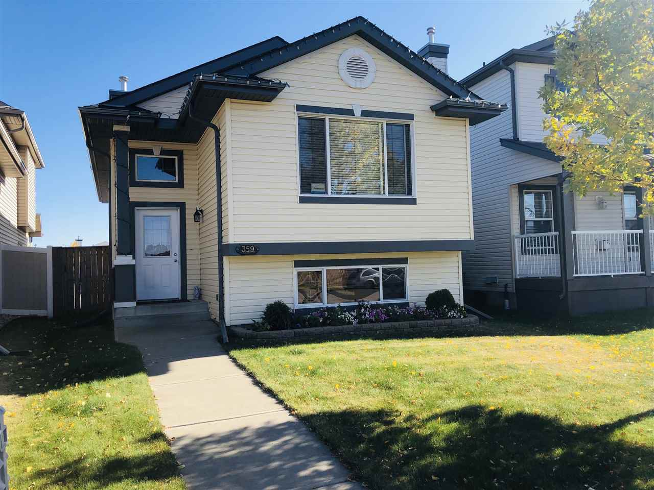 Main Photo: 359 Brintnell Boulevard in Edmonton: Zone 03 House for sale : MLS®# E4216729