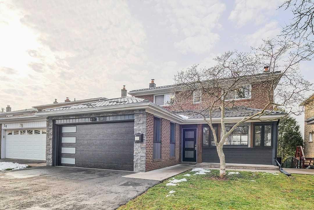 Main Photo: 36 Knockbolt Crescent in Toronto: Agincourt North House (2-Storey) for sale (Toronto E07)  : MLS®# E5063300