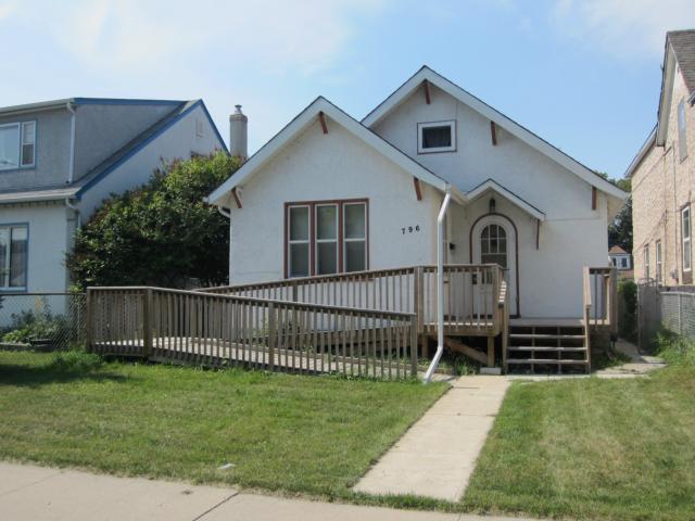 Main Photo: 796 Arlington Street in WINNIPEG: West End / Wolseley Residential for sale (West Winnipeg)  : MLS®# 1218741