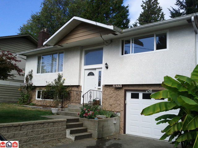 Main Photo: 15771 GOGGS Avenue: White Rock House for sale (South Surrey White Rock)  : MLS®# F1224548