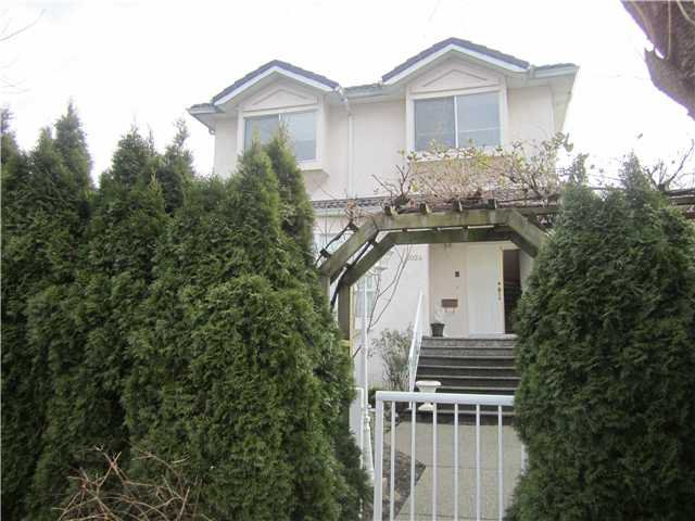 Main Photo: 8024 17TH Avenue in Burnaby: East Burnaby House for sale (Burnaby East)  : MLS®# V982422