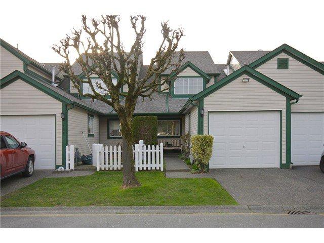 Main Photo: # 204 20675 118 AV in Maple Ridge: Southwest Maple Ridge Townhouse for sale : MLS®# V998558