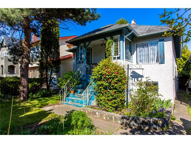Photo 2: Photos: 8238 SHAUGHNESSY Street in Vancouver: Marpole House for sale (Vancouver West)  : MLS®# V1004295