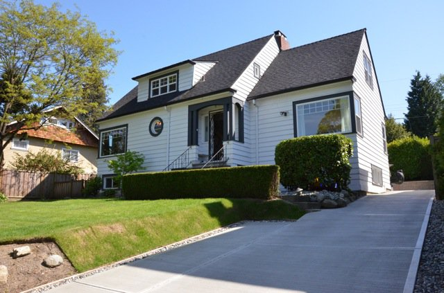 Photo 1: Photos: 2118 33RD AV in Vancouver: Quilchena House for sale (Vancouver West)  : MLS®# V1005986