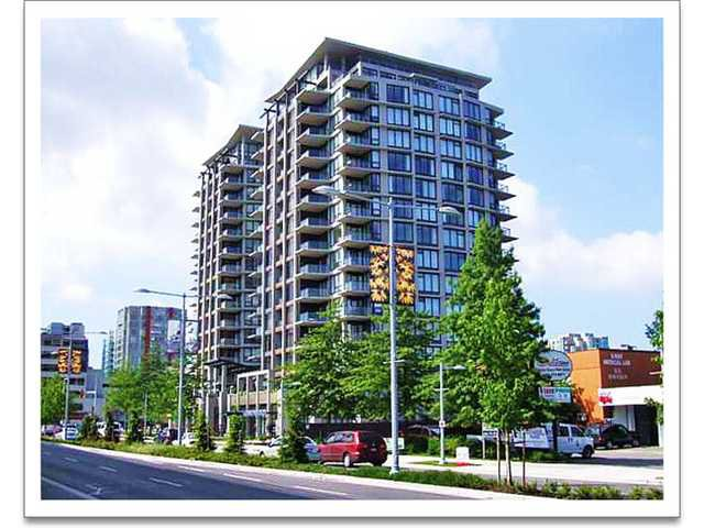 Main Photo: # 603 5811 NO.3 RD in Richmond: Brighouse Condo for sale : MLS®# V874081