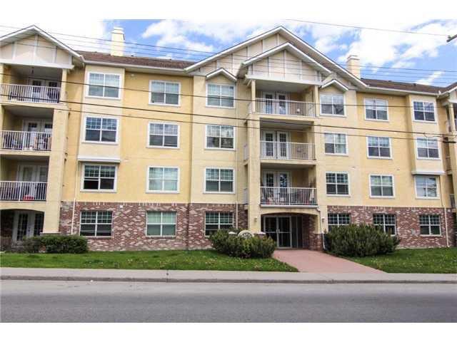 Main Photo: 110 2212 34 Avenue SW in CALGARY: South Calgary Condo for sale (Calgary)  : MLS®# C3572734