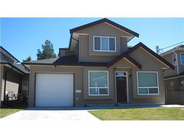 Main Photo: 7152 WAVERLEY AV in Burnaby: Metrotown House 1/2 Duplex for sale (Burnaby South)  : MLS®# V1033634