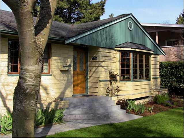 Main Photo: 5743 16TH AV in Tsawwassen: Beach Grove House for sale : MLS®# V1113028