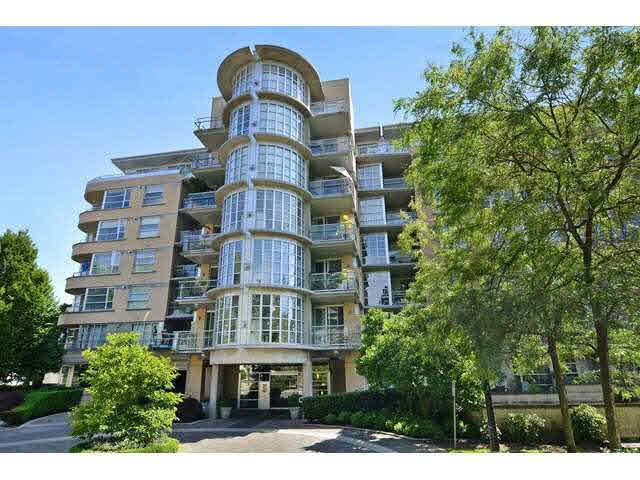Main Photo: 613 2655 CRANBERRY DRIVE in Vancouver: Kitsilano Condo for sale (Vancouver West)  : MLS®# V1140165