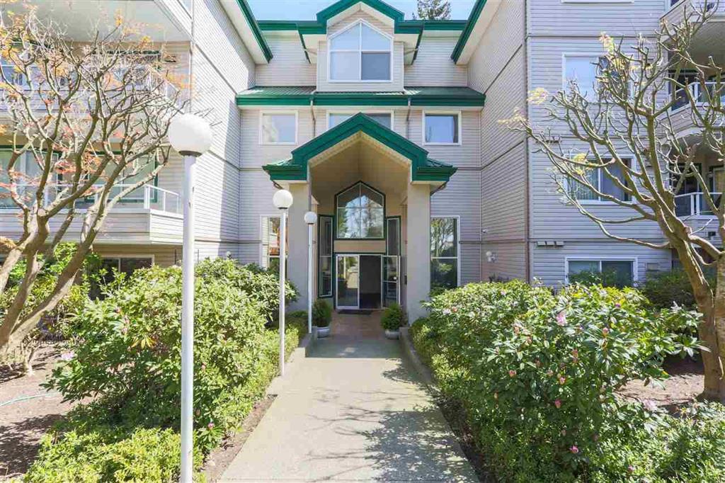 Main Photo: #105-2750 Fairlane Street in Abbotsford: Central Abbotsford Condo for sale : MLS®# R2342371