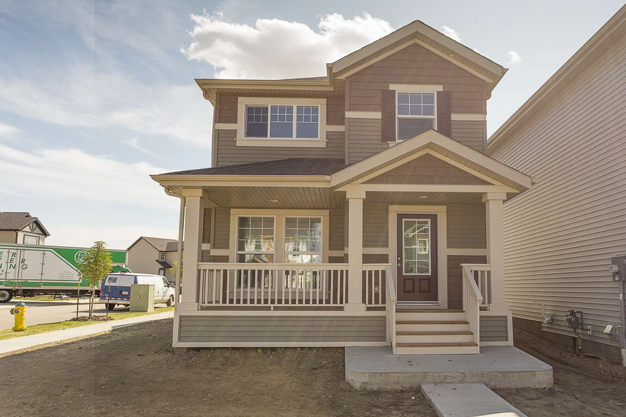 Main Photo: 4025 CHAPPELLE Green in Edmonton: Zone 55 House for sale : MLS®# E4172462