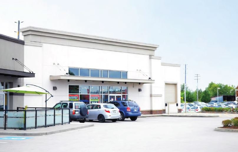 Main Photo: C106 20670 Langley Bypass in Langley: Retail for lease