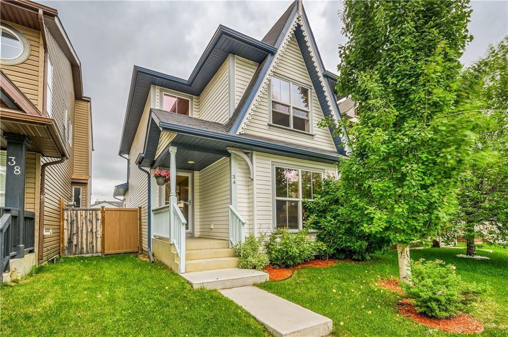 Main Photo: 34 AUBURN BAY Manor SE in Calgary: Auburn Bay Detached for sale : MLS®# C4305405