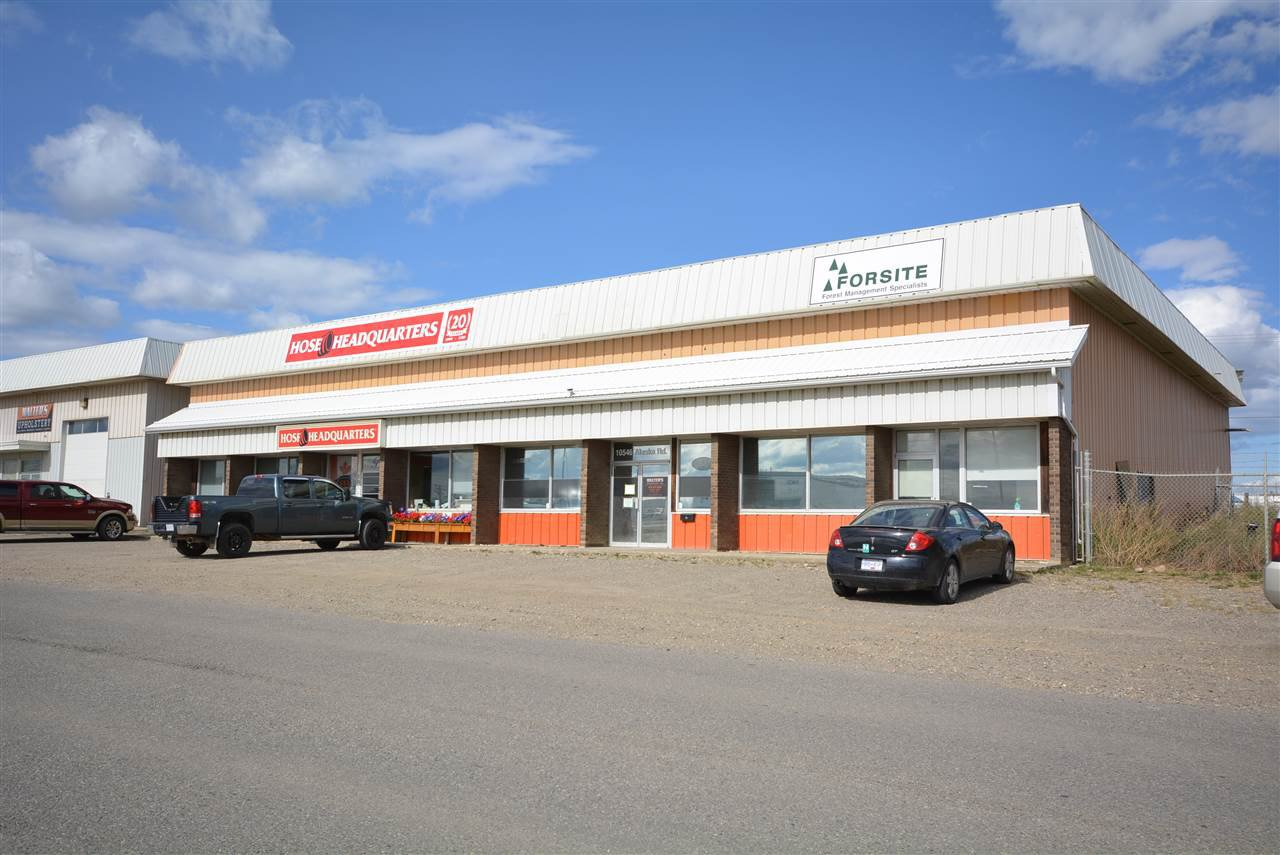 Main Photo: 10546 ALASKA Road in Fort St. John: Fort St. John - City SW Industrial for lease (Fort St. John (Zone 60))  : MLS®# C8034102