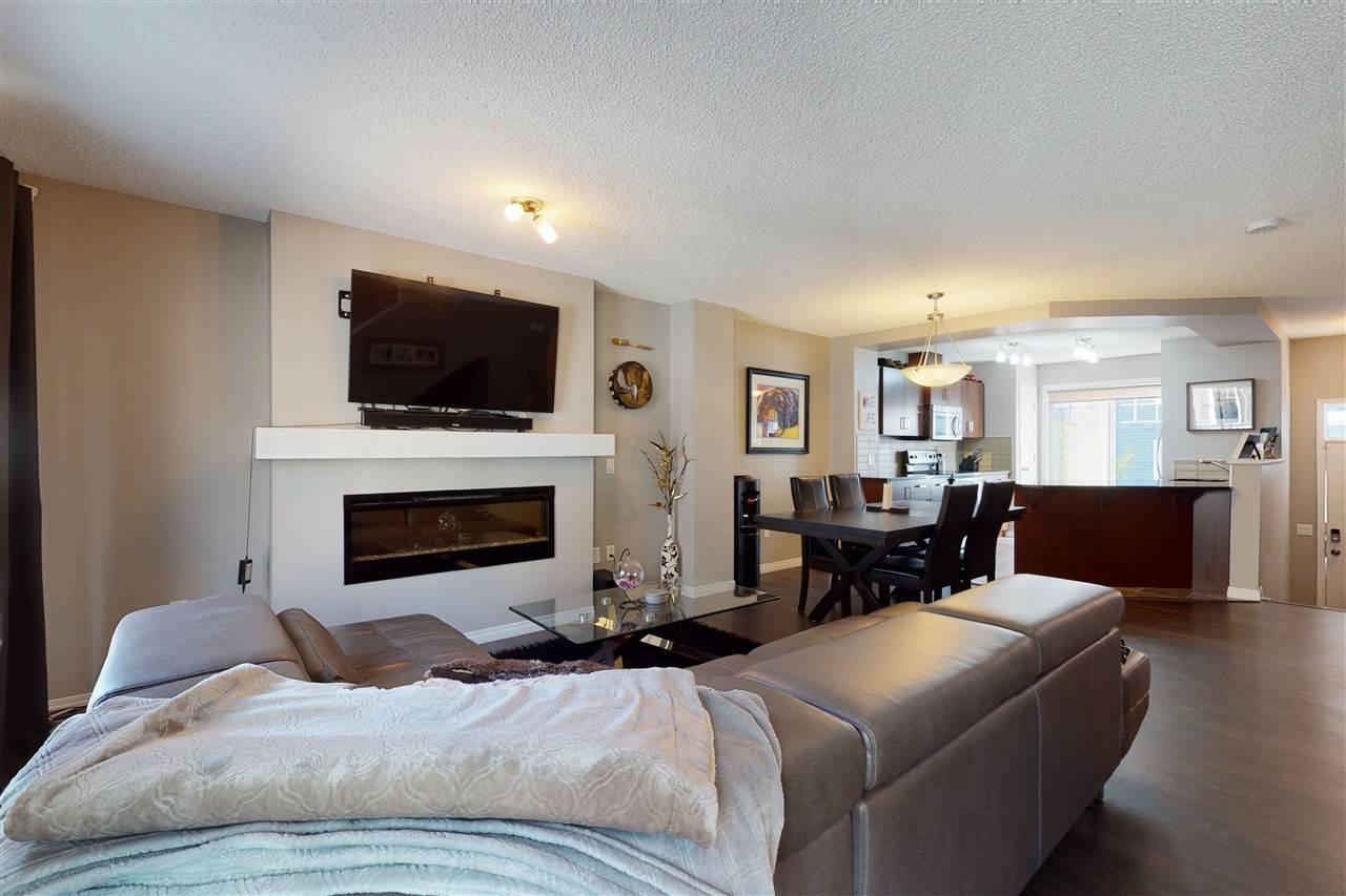 Main Photo: 19 4050 Savaryn drive in Edmonton: Zone 53 Townhouse for sale : MLS®# E4214432