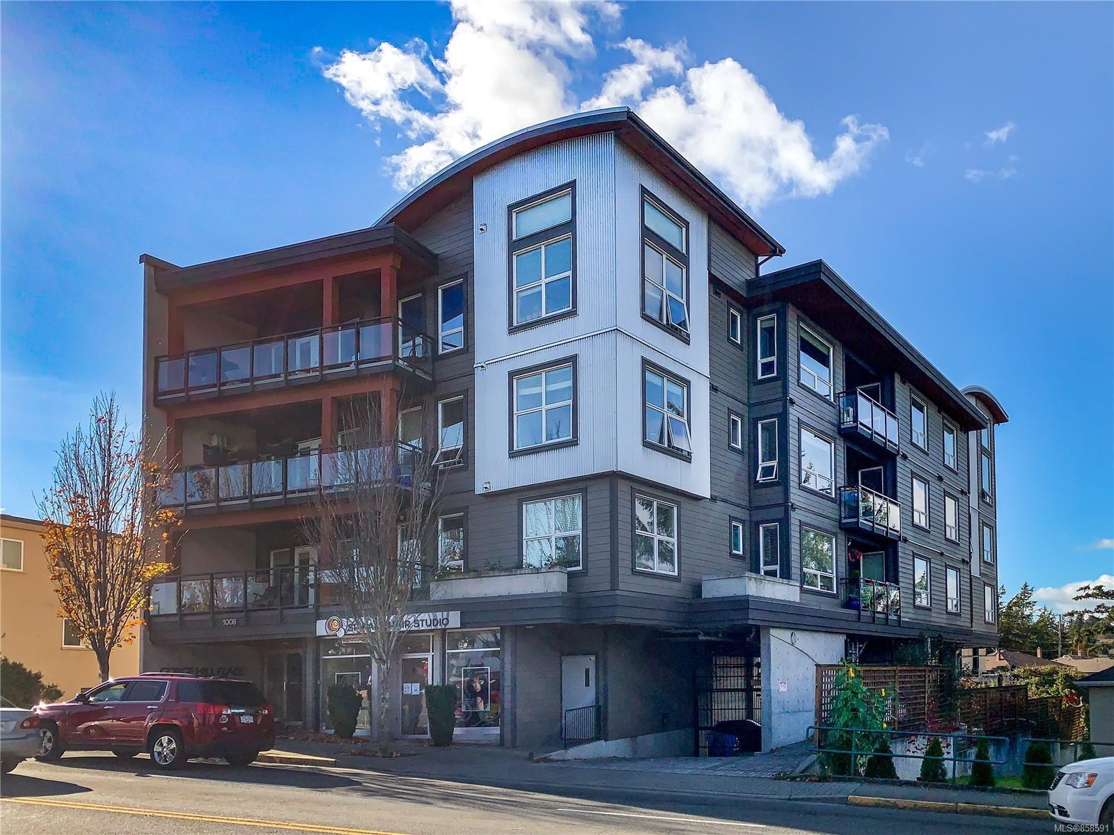 Main Photo: 303 1008 Tillicum Rd in : Es Kinsmen Park Condo for sale (Esquimalt)  : MLS®# 858591