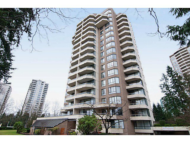"Main Photo: 802 5790 PATTERSON Avenue in Burnaby: Metrotown Condo for sale in ""The Regent"" (Burnaby South)  : MLS®# V988077"