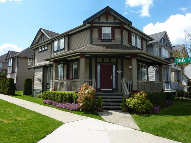"Main Photo: 16592 60A Avenue in Surrey: Cloverdale BC House for sale in ""West Cloverdale"" (Cloverdale)  : MLS®# F1308945"