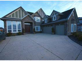Main Photo: 9100 162nd Street in Surrey: Fleetwood Tynehead House for sale : MLS®# F1225424