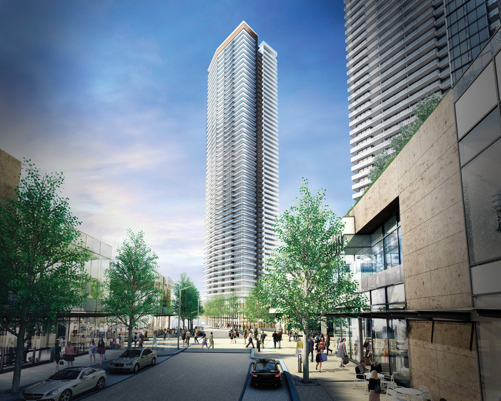 Main Photo: #1802 at THE AMAZING BRENTWOOD TOWER 3 by SHAPE PROPERTIES in : Brentwood Park Condo  (Burnaby North)