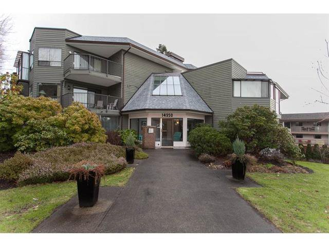 Main Photo: 209 14950 thrift Avenue in : White Rock Condo for sale (South Surrey White Rock)  : MLS®# R2131799