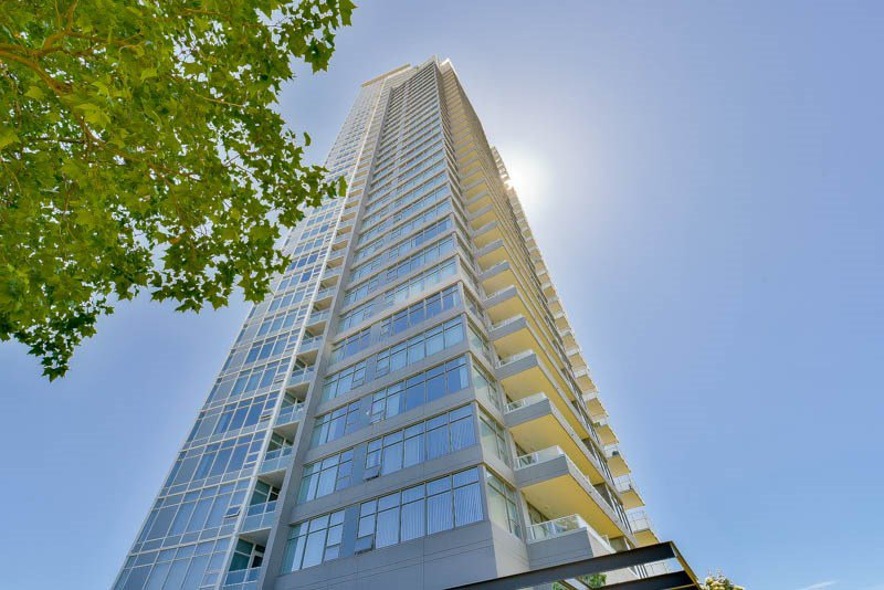 Main Photo: 1005 4880 BENNETT STREET in Burnaby: Metrotown Condo for sale (Burnaby South)  : MLS®# R2076461