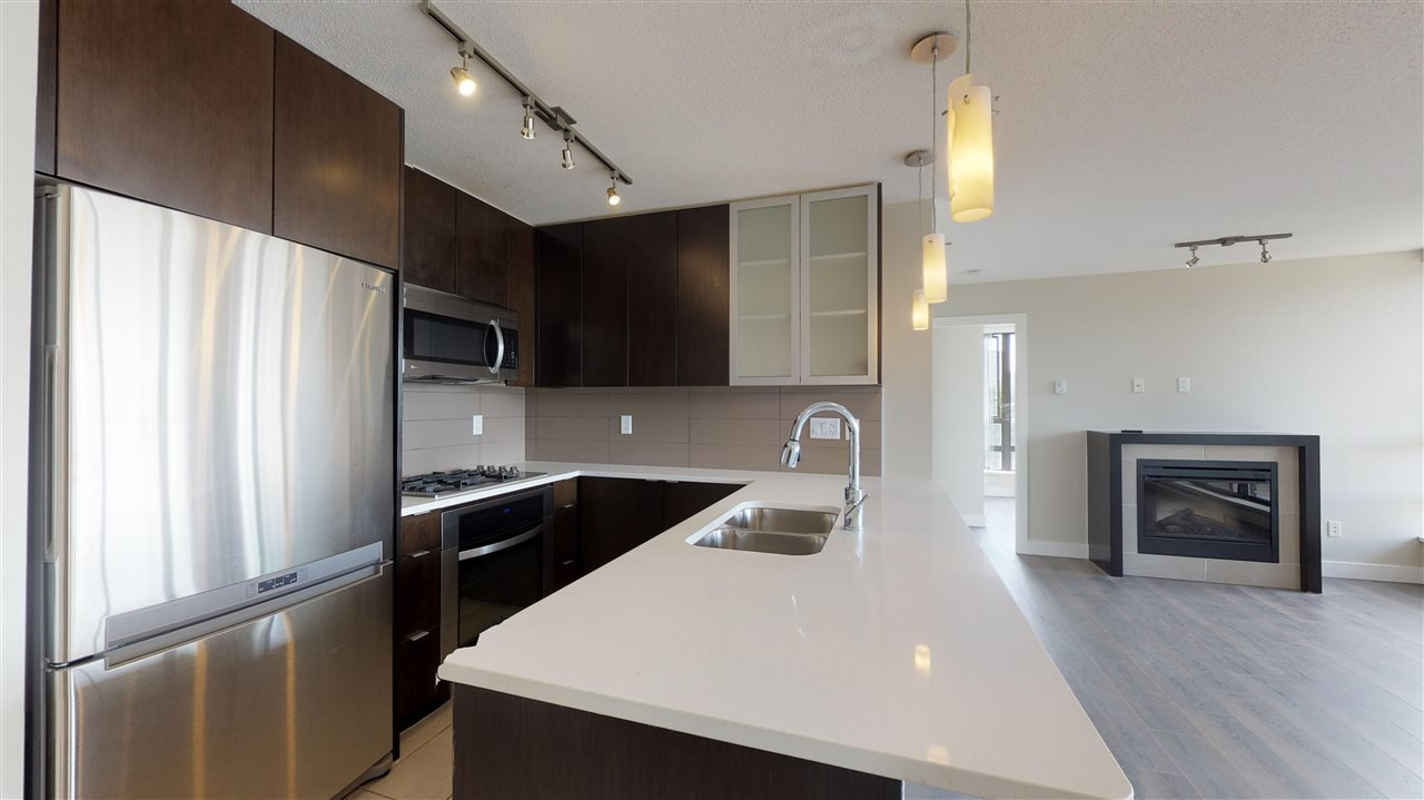 """Main Photo: 608 7325 ARCOLA Street in Burnaby: Highgate Condo for sale in """"ESPRIT NORTH"""" (Burnaby South)  : MLS®# R2394038"""