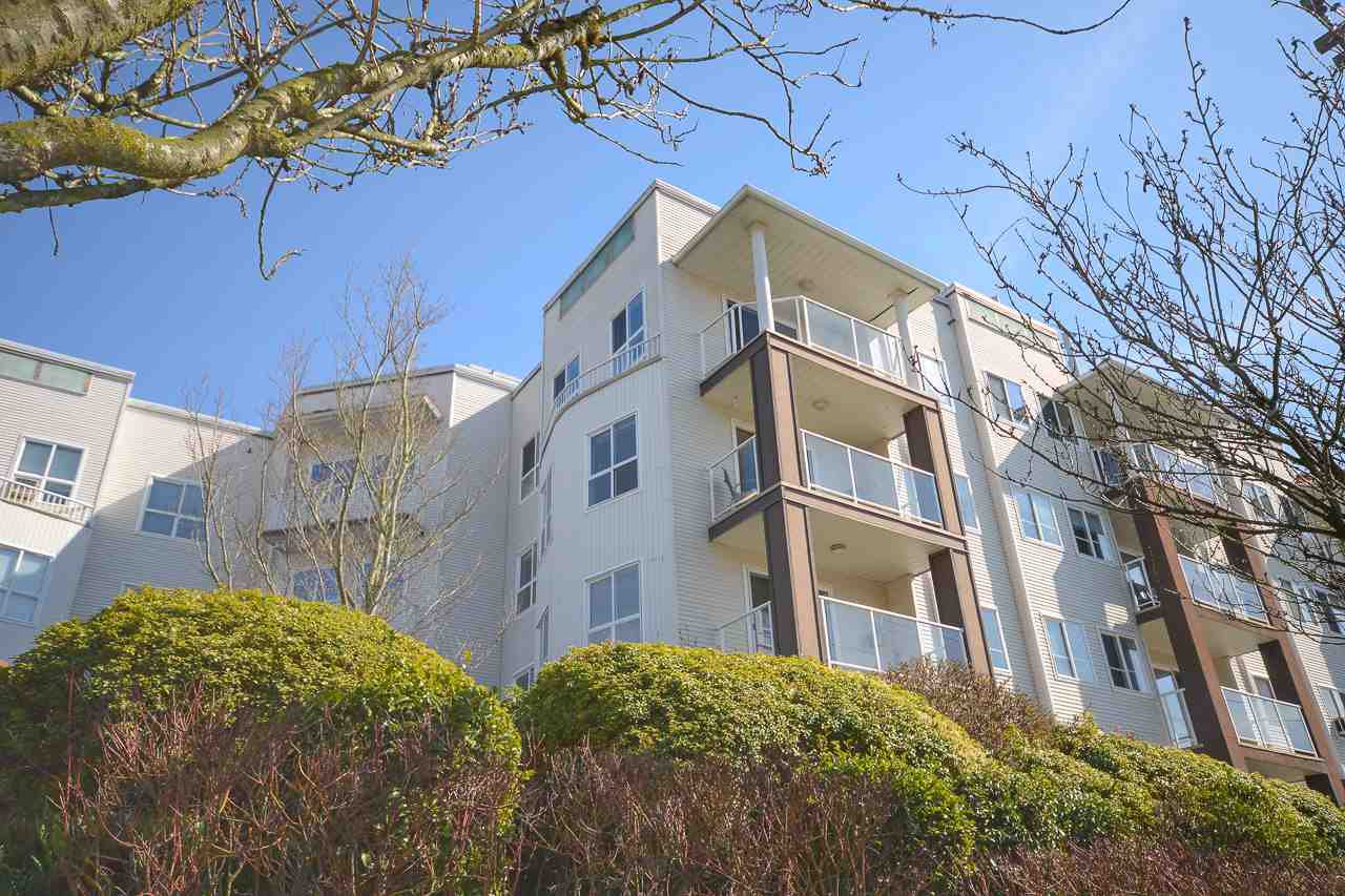 Main Photo: 314 4768 53 STREET in Delta: Delta Manor Condo for sale (Ladner)  : MLS®# R2362319
