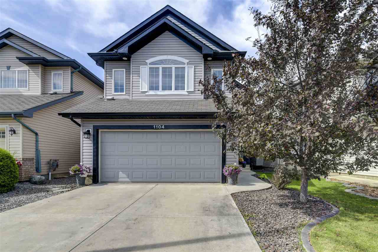 Main Photo: 1104 118A Street SW in Edmonton: Zone 55 House for sale : MLS®# E4213458