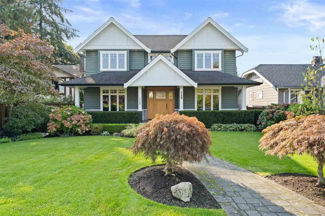 "Main Photo: 729 E 9TH Street in North Vancouver: Boulevard House for sale in ""Boulevard"" : MLS®# R2504707"
