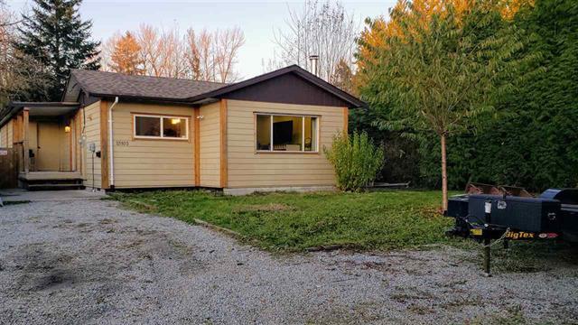 Main Photo: 25103 Dewdney Trunk Road in Maple Ridge: House for sale : MLS®# R217450