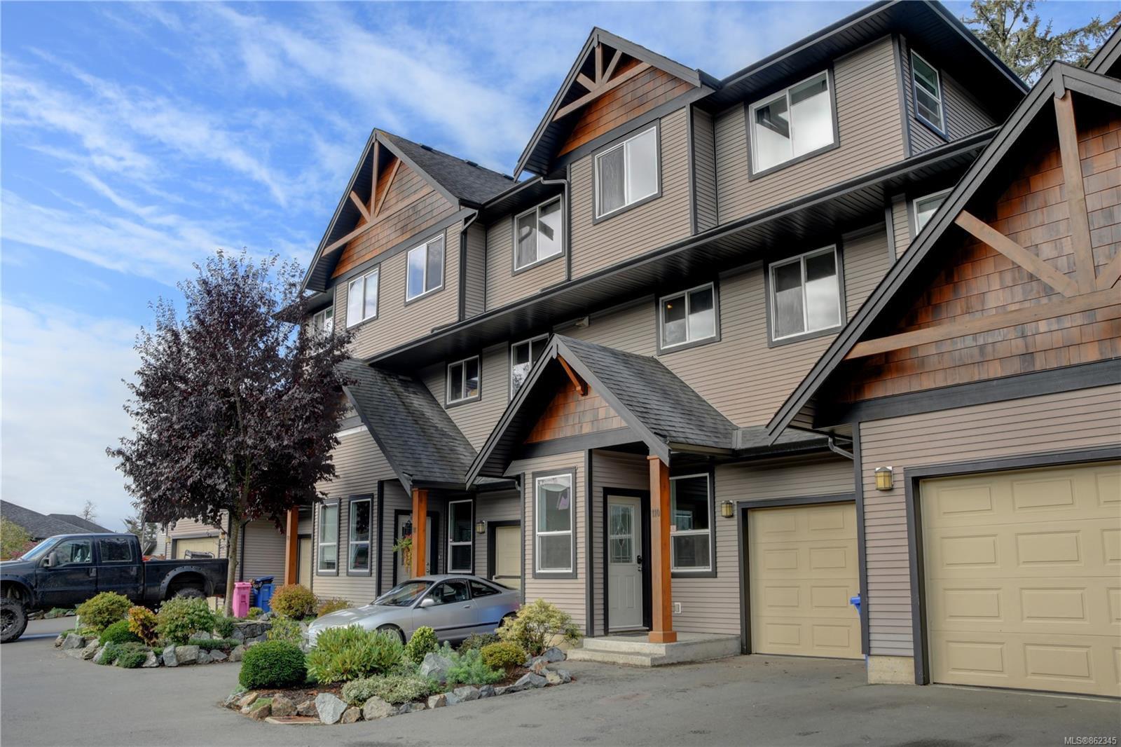 Main Photo: 110 1924 S Maple Ave in : Sk Sooke Vill Core Row/Townhouse for sale (Sooke)  : MLS®# 862345