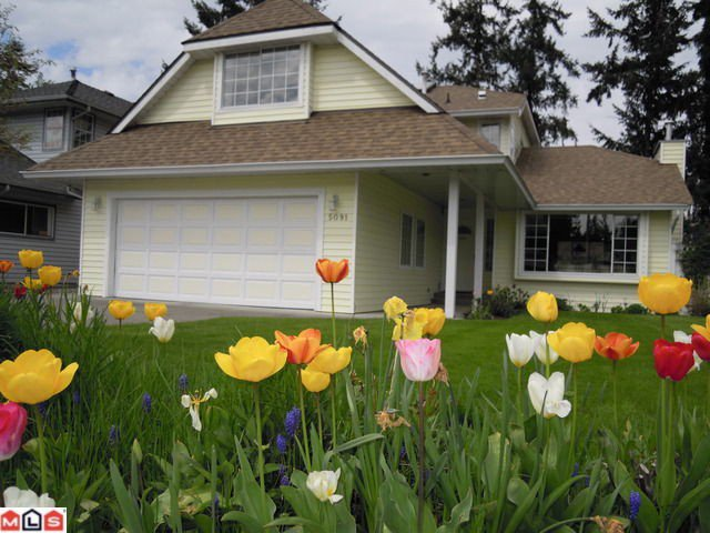 "Main Photo: 5091 209TH Street in Langley: Langley City House for sale in ""Newlands"" : MLS®# F1210588"