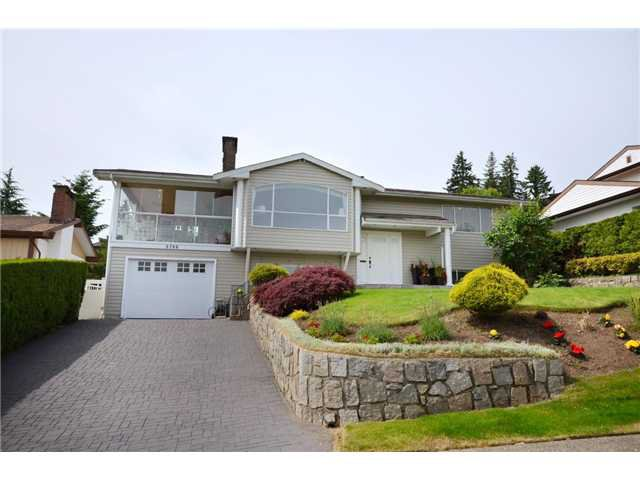 Main Photo: 2766 PILOT Drive in Coquitlam: Ranch Park House for sale : MLS®# V958455